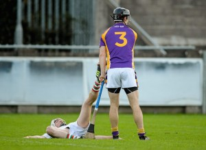 Kilmacud Crokes v Rathdowney Errill - AIB Leinster GAA Hurling Senior Club Championship Quarter-Final